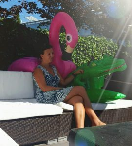 Sylvie Meis Linda's zomerweek TV-kantine