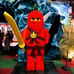 Wie gaat er ook naar LEGO World??