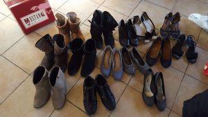 nieuwe schoenen kopen lisette schrijft