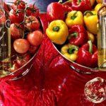 tomatenwijn paprikawijn vinivega