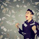 Hoe groot is de kans dat je miljonair wordt met oud en nieuw?