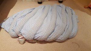 kleuter slaapt niet slaapprobleem