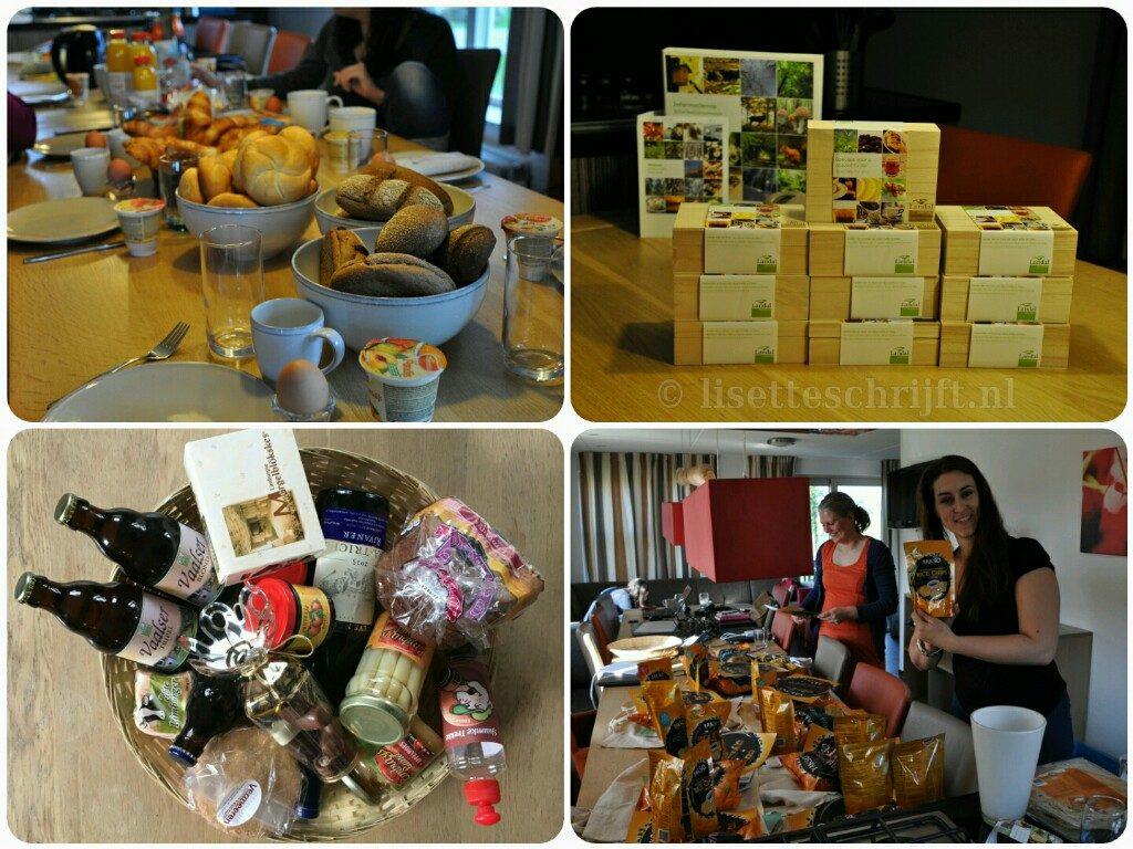 sponsoring eten blogger weekend weg Lisette schrijft