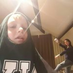 linda lijnt week 3 kickboksen okido