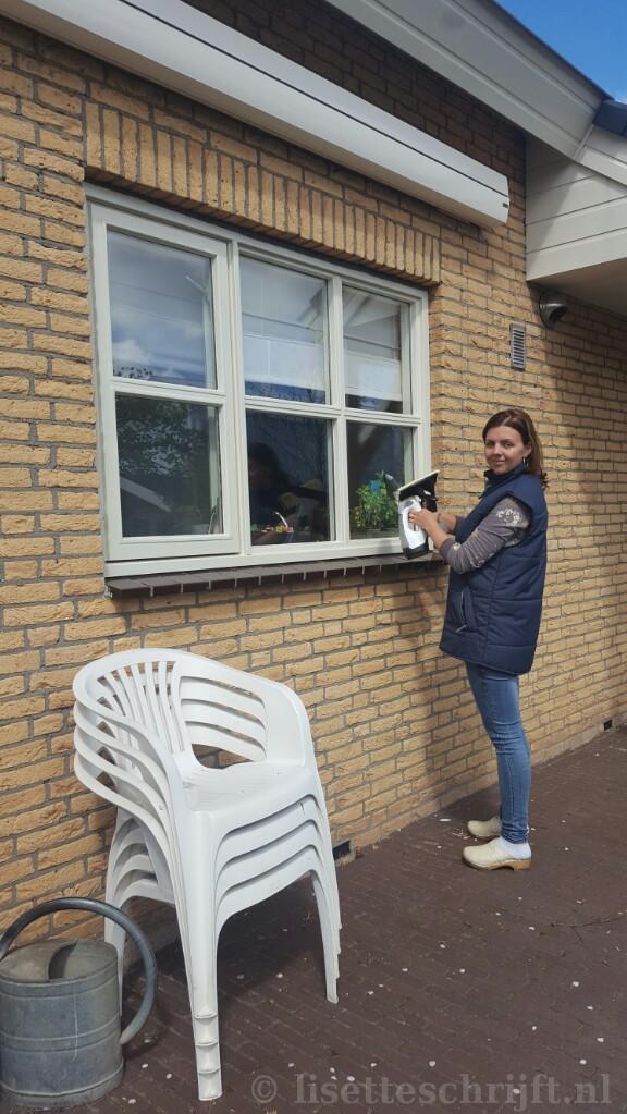 Karcher Window Vac review Lisette Schrijft
