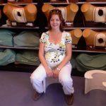 Zwangerschapsdagboek deel 19: de baby in stuitligging en oefenen op de baarkruk
