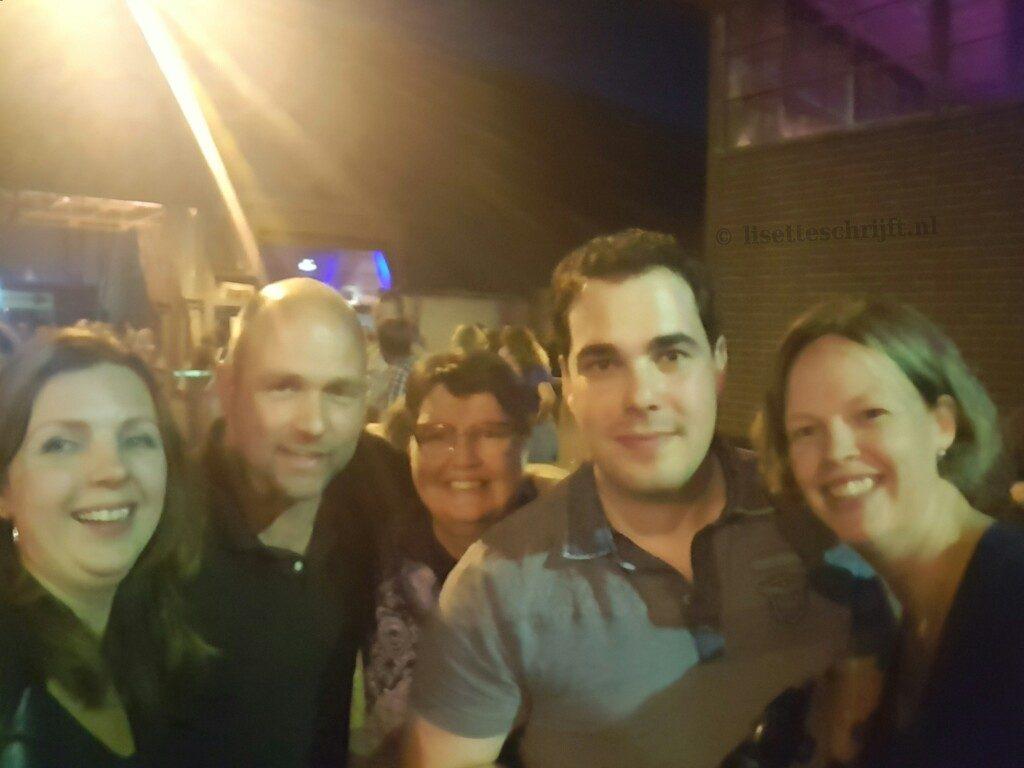 Boer Riks David Boerin Ingrid boer zoekt vrouw internationaal afterparty 2017 lisette schrijft lieve syl