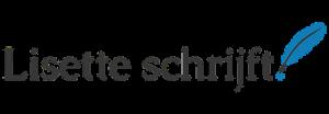 logo lisette schrijft veer nieuwe website buro staal winactie