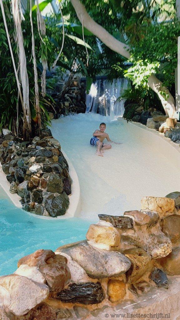 wildwaterbaan aqua mundo zwembad center parcs lisette schrijft