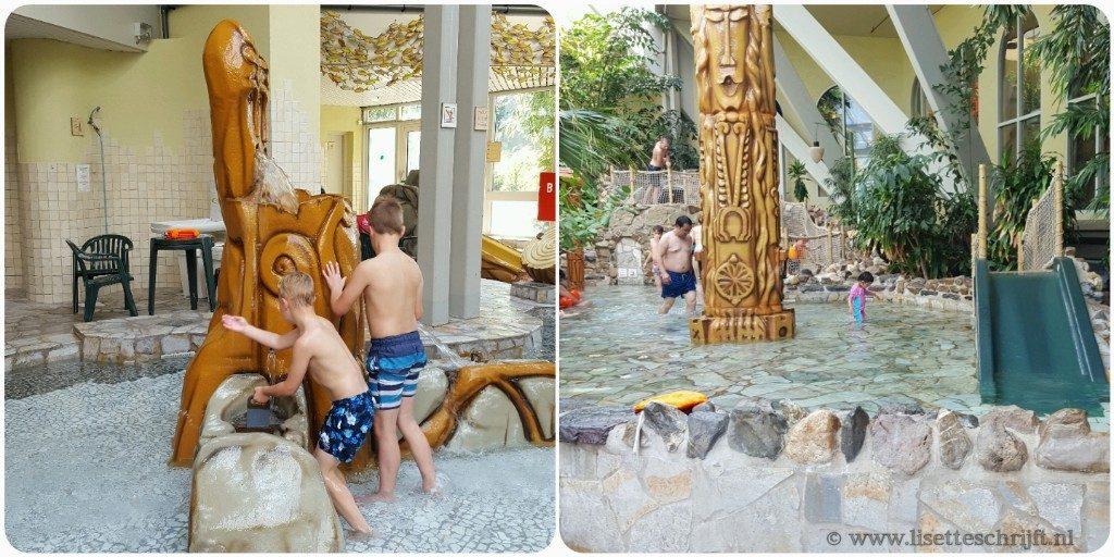 peuterbad zwembad zwemparadijs aqua mundo center parcs Lisette Schrijft