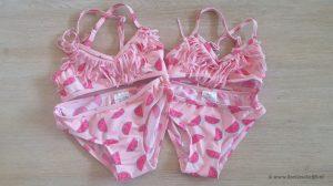 bikini kopen bij de zeeman voor een meisje verschillende maten