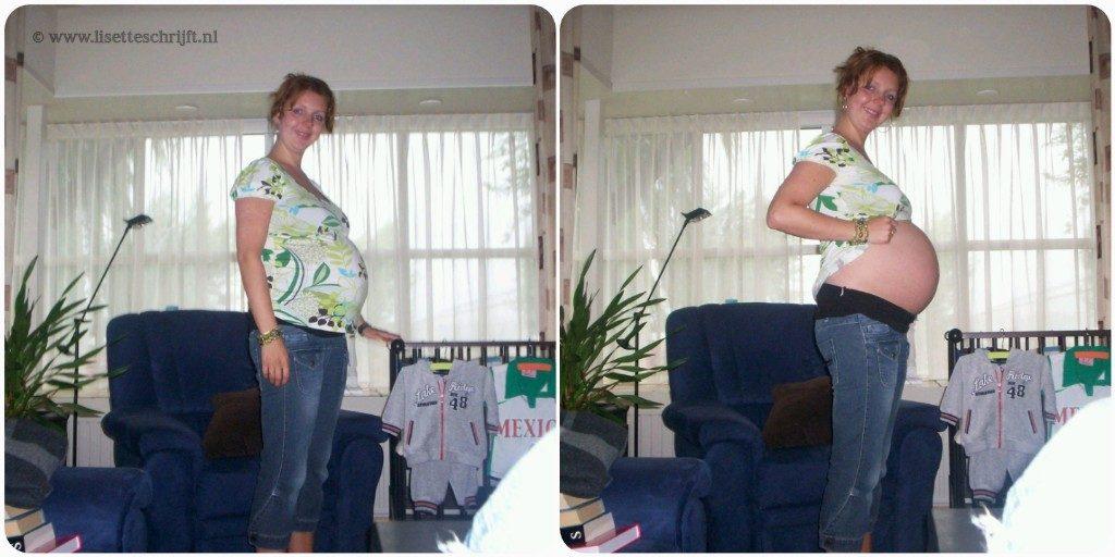 zwangerschapsdagboek uitgerekende datum overtijd lisette schrijft
