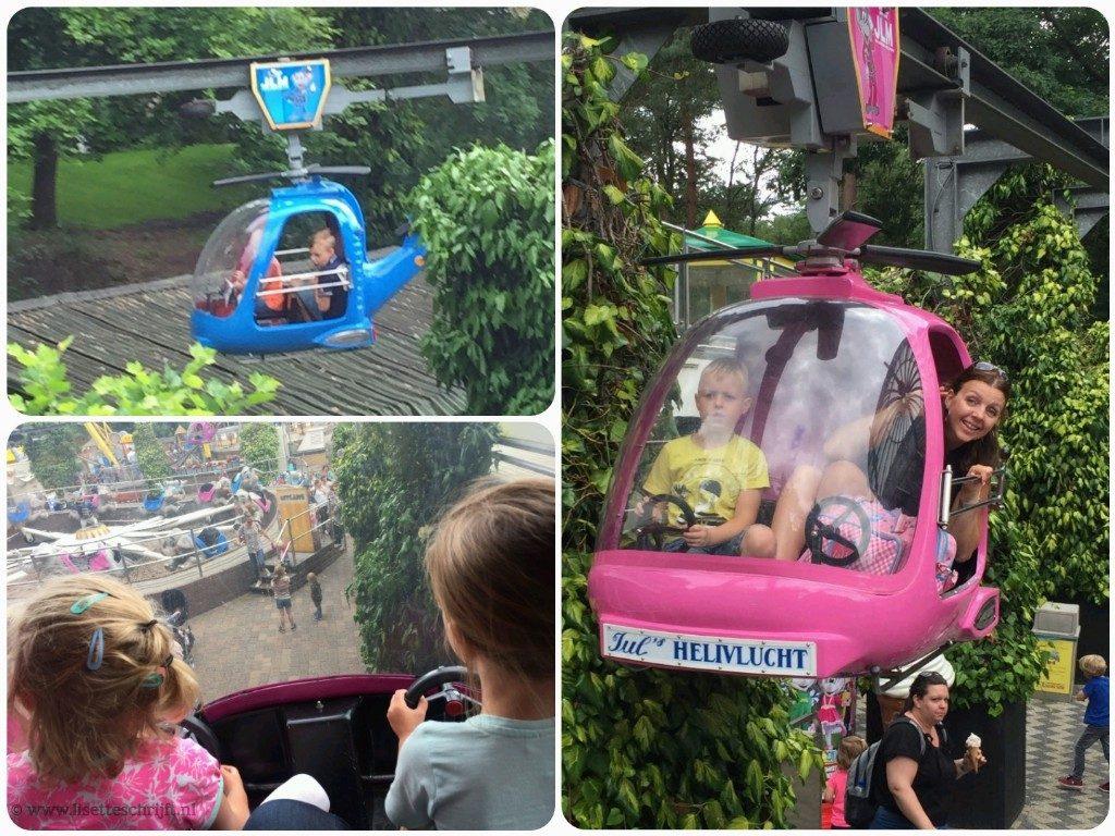 monorail julianatoren helikopter kinderen alleen erin Lisette Schrijft