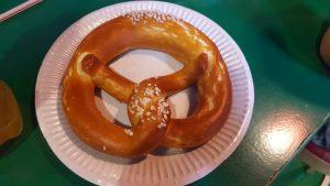 pretzel duitse lunch oberhausen lisette Schrijft