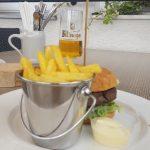 Eten bij Woods Cafe Landal de warsberg Lisette Schrijft