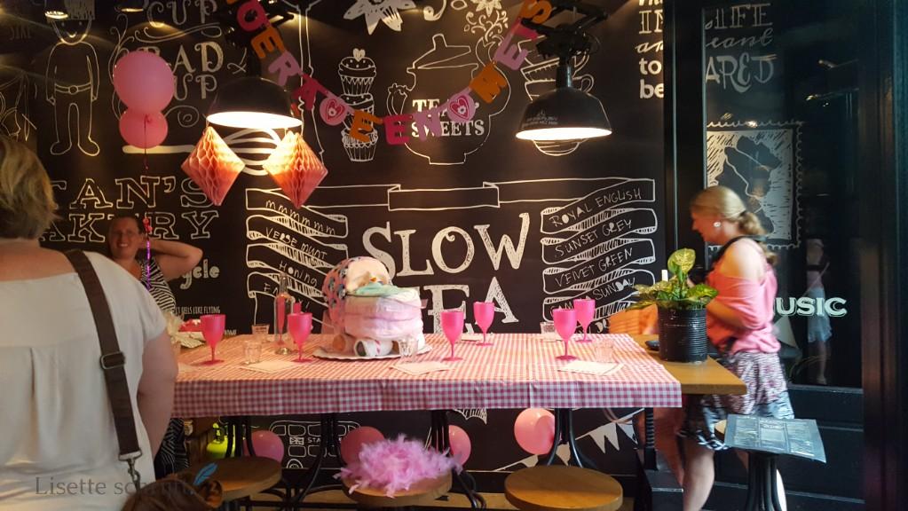 stan & co in Utrecht hotspot ideaal voor babyshower