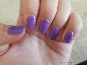 gelnagels op eigen nagels Lisette Schrijft