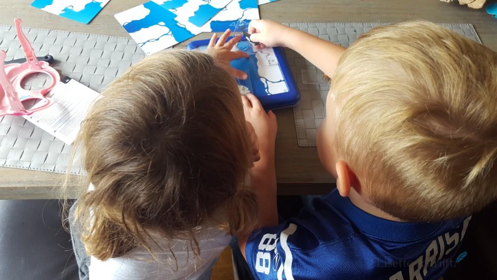 Smart Games samen spelen kan ook Lisette Schrijft
