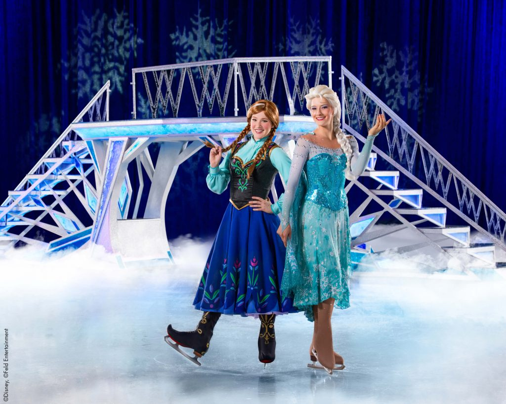 Disney on Ice Betoverende Werelden winactie Lisette Schrijft