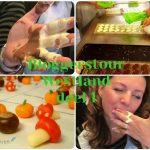 Zelf chocola maken, getsie – het ongezonde deel van de bloggerstour