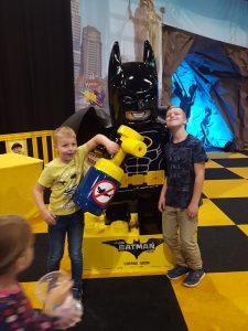 De lego batman film Lisette Schrijft