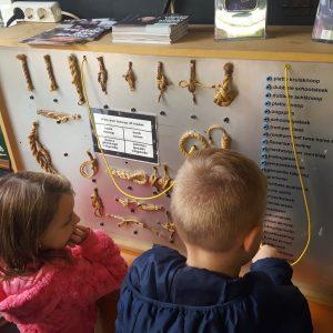 knopen maken maritiem museum lisette schrijft