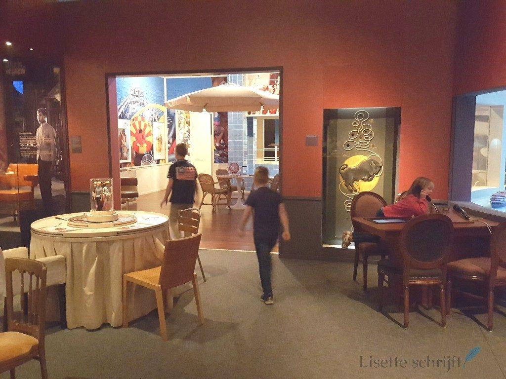 cruiseschip bezoeken maritiem museum lisette schrijft