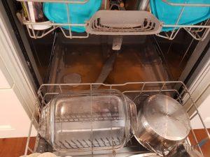 de vaatwasser is kapot er blijft water in staan Lisette Schrijft