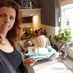 Vaatwasser kapot: luxeproblemen van een loedermoeder.