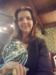 loedermoeder award Lisette Schrijft