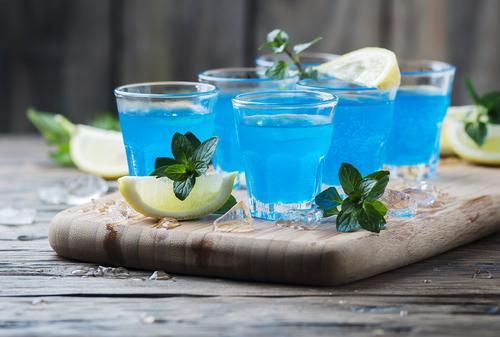 Blue Curacao Lisette Schrijft