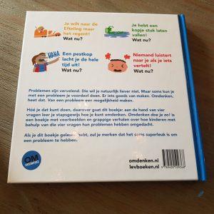 boek omdenken voor kinderen Lisette Schrijft