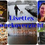 Lisettes Weekoverzicht: radio, sint, kerstballen en sneeuw
