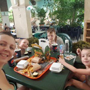stakingsdag dagje center parcs zwemmen Lisette Schrijft
