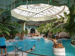 dagje zwemmen in center parcs Lisette Schrijft