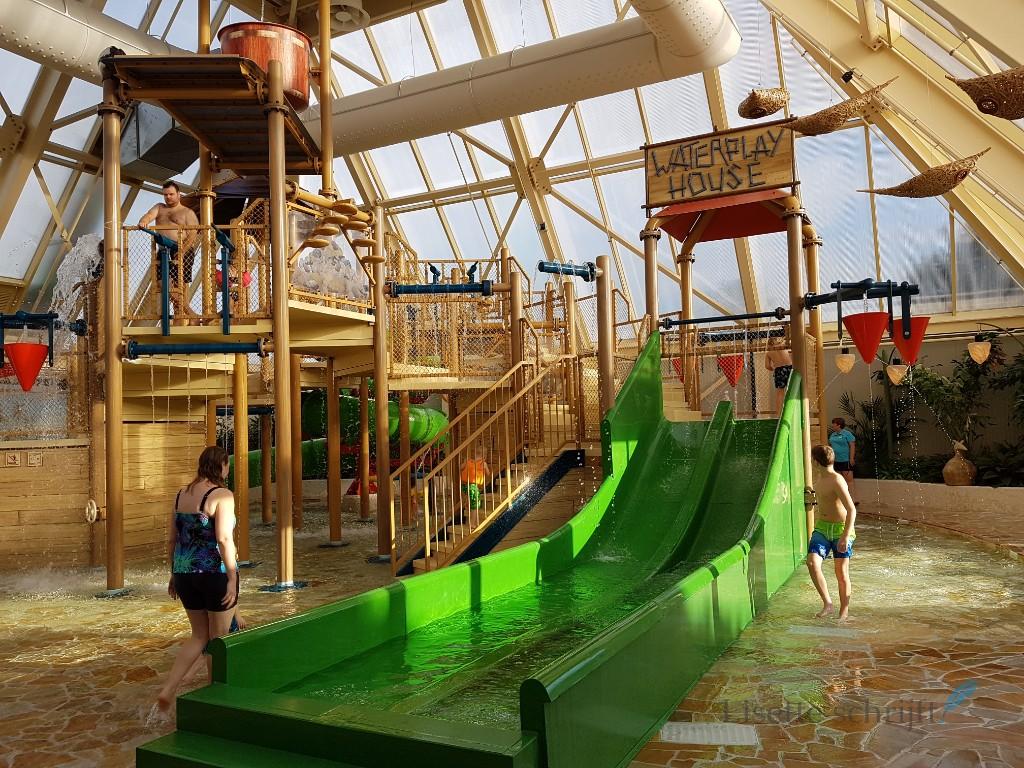 center parcs port zelande zwembad Lisette Schrijft