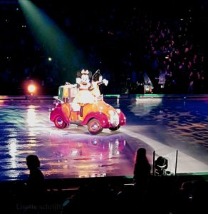 disney on ice mickey en minnie mouse Lisette Schrijft