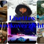 Lisettes Weekoverzicht: sneeuw en ijs