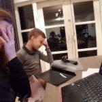 werkstuk inleveren is ook stressvol voor de moeder Lisette Schrijft