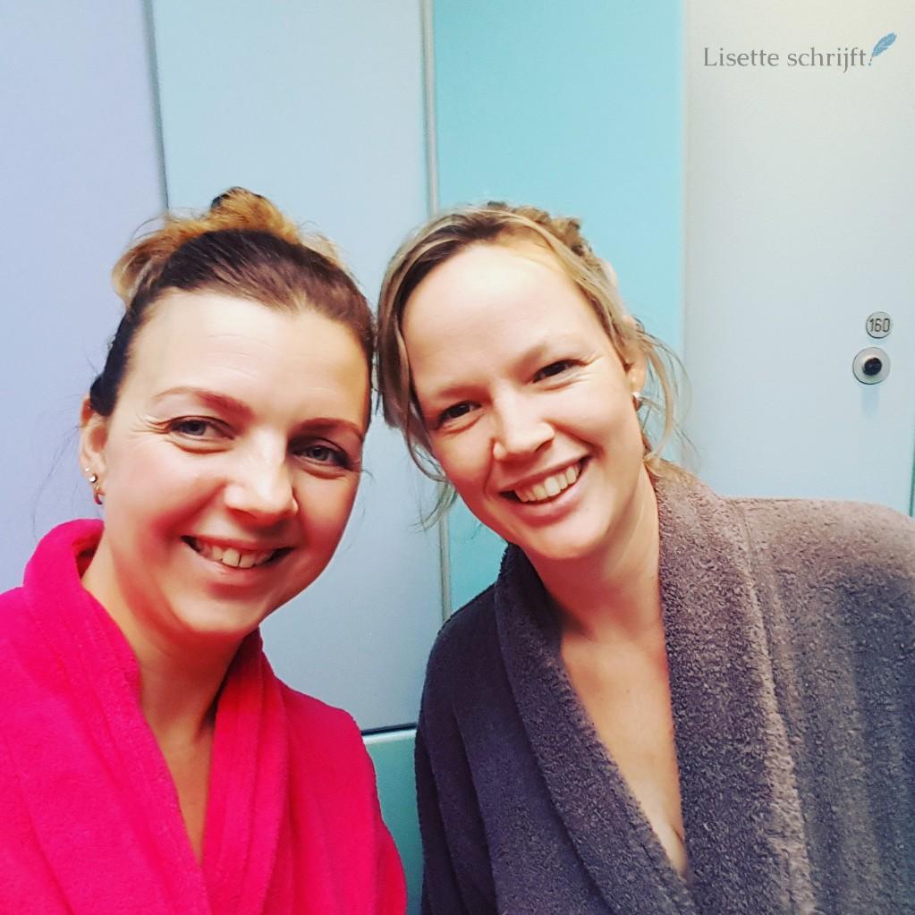 sauna oase winactie Lisette Schrijft
