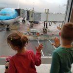 Stressen op Schiphol: is dit nu vakantie?