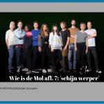 Wie is de Mol #7: Schijn werper trein verver