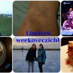 Lisettes weekoverzicht: schaatsen en eten
