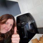 voordelen en nadelen van een airfryer Lisette Schrijft