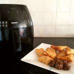 Snelle borrelhapjes uit de airfryer: mijn recepten