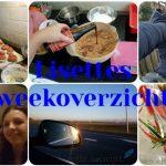 Lisettes Weekoverzicht: fietsen, roadtrip en koken. Veel koken.