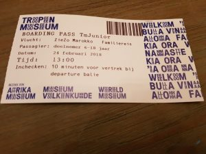 tropenmuseum Lisette Schrijft