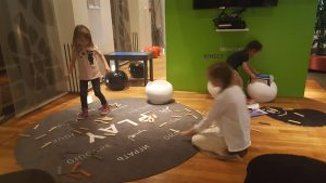 kindvriendelijk hotel in Brussel Novotel Lisette Schrijft