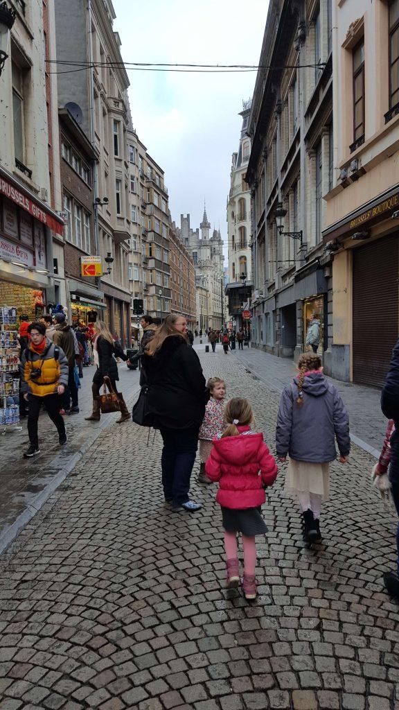 manneken pis in Brussel Lisette Schrijft