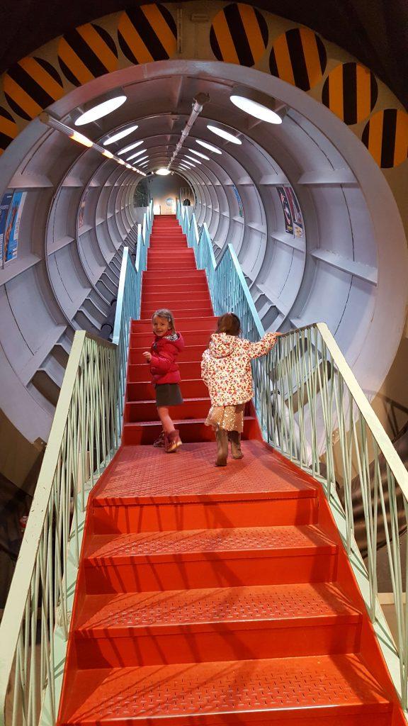 atomium Brussel Lisette Schrijft